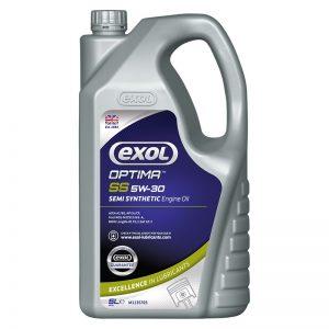 EXOL OPTIMA VIMAX ZT 5W/30 5 LITRES