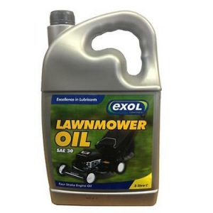 Exol Lawnmower Oil 5 litres