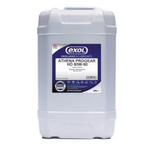 Exol Athena HD 80W90 20 Litre Drums