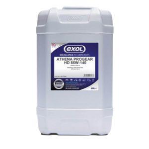 Exol Athena HD Progear 85W140 20 Litre Drums