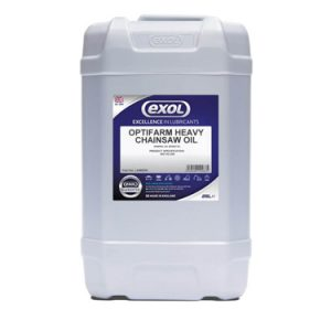 Exol Chainsaw Oil Heavy 20 Litre Drum