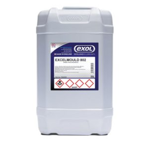 Exol Excelmould 802 20 Litre Drum