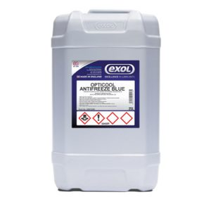 Exol Opticool Antifreeze Blue 20 Litre Drum