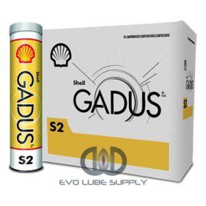 Shell Gadus S2V 220 AD 2 12x400