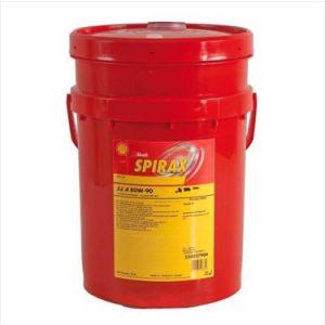 Shell Spirax S2G 80W90 20 Litre Drums