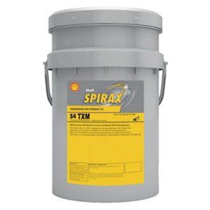 Shell Spirax S4 TXM 20 Litre Drums